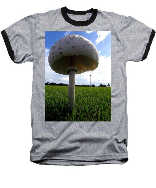 Mushroom 005 Baseball T-Shirt