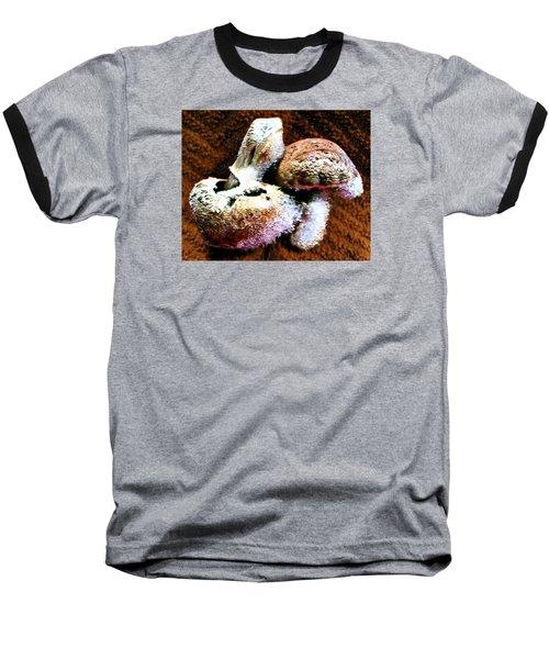 Mushroom Love Baseball T-Shirt