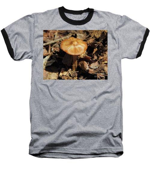 Mushroom Rising Baseball T-Shirt