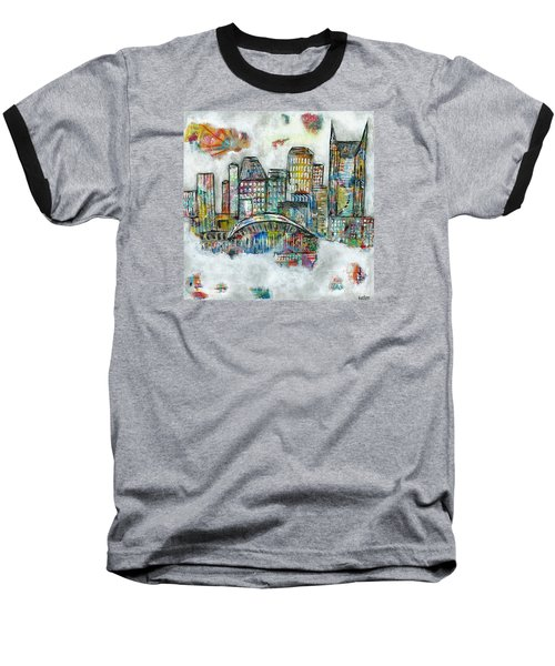Music City Dreams Baseball T-Shirt