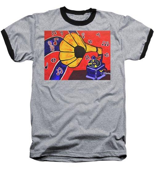 Music First Baseball T-Shirt