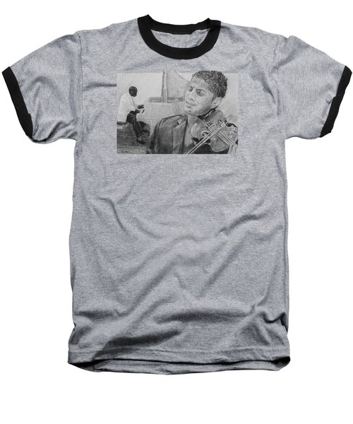 Music For The Soul Baseball T-Shirt