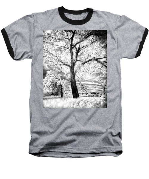 Baseball T-Shirt featuring the photograph Music Moves The Soul by Dan Jurak