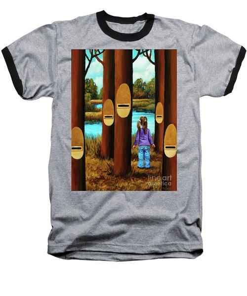 Music Of Forest Baseball T-Shirt