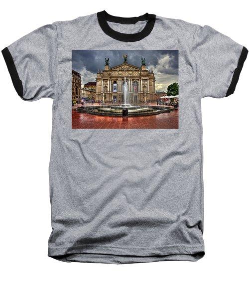 Music Of My Heart Baseball T-Shirt