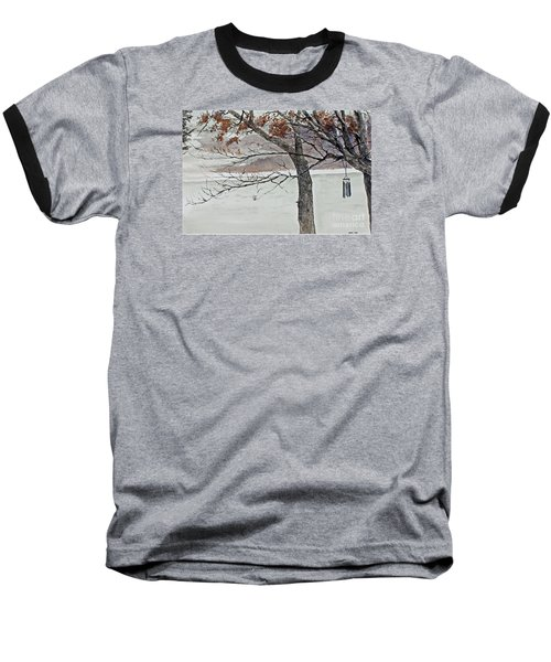 Music Of The North Wind Baseball T-Shirt