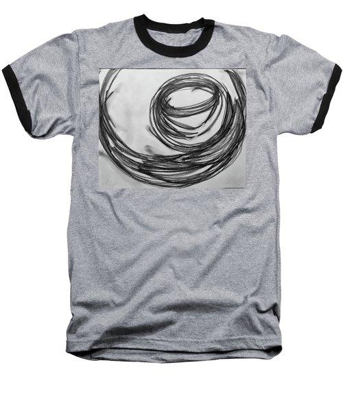 Music Sketch Study Leon Bridges Baseball T-Shirt