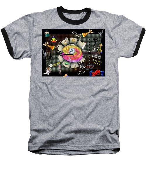 Music Therapy Baseball T-Shirt