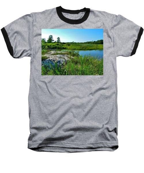 Muskoka Ontario 4 Baseball T-Shirt