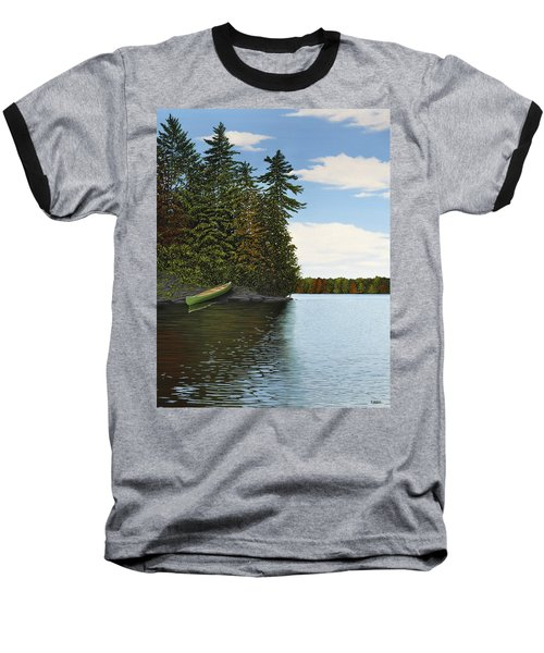 Muskoka Shores Baseball T-Shirt