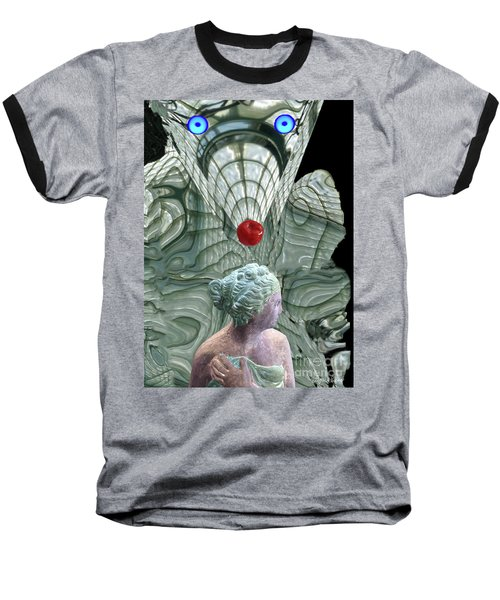 Musophobia Baseball T-Shirt