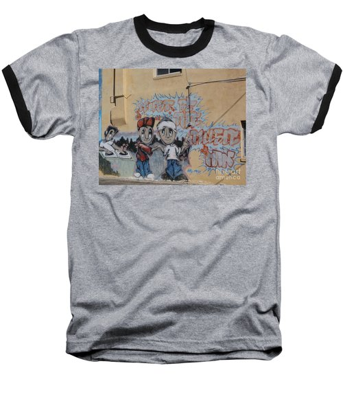 Must Be The Music Man Baseball T-Shirt