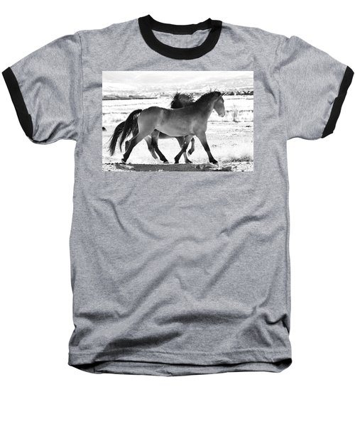 Mustangs Baseball T-Shirt
