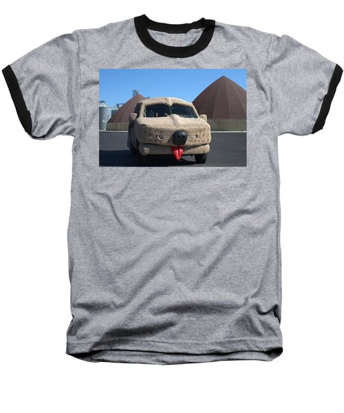 Mutt Cutts Dumb And Dummer Replica Vehicle Baseball T-Shirt