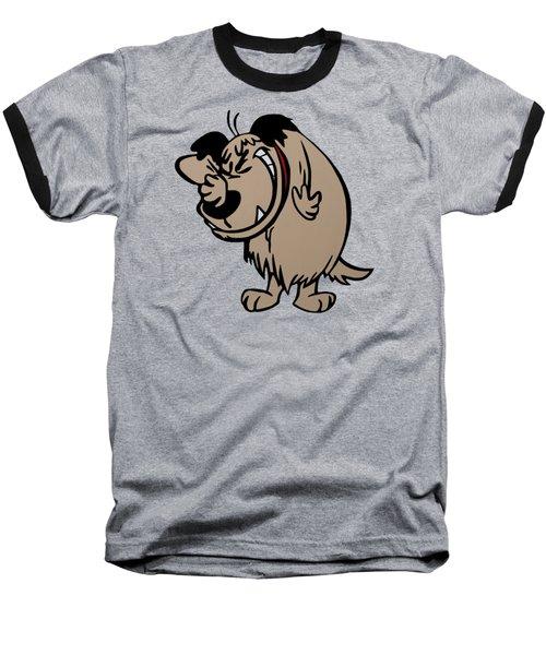 Muttley Baseball T-Shirt