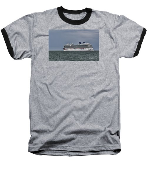 Mv Britannia 4 Baseball T-Shirt