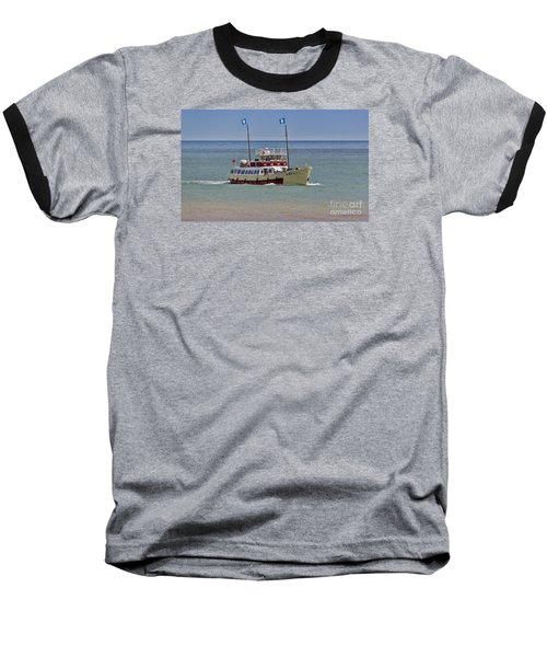 Mv Yorkshire Belle Baseball T-Shirt