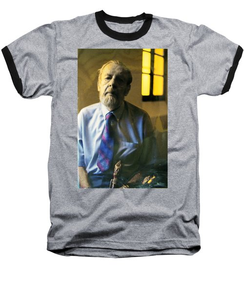 Baseball T-Shirt featuring the photograph My Beautiful Friend by Lenore Senior