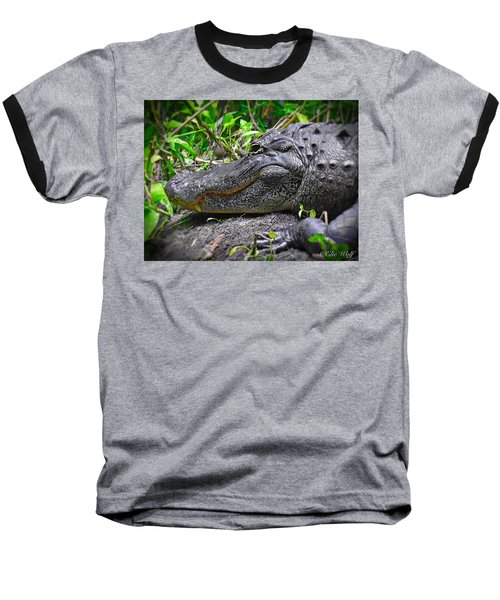 My Big Toothy Grin Baseball T-Shirt