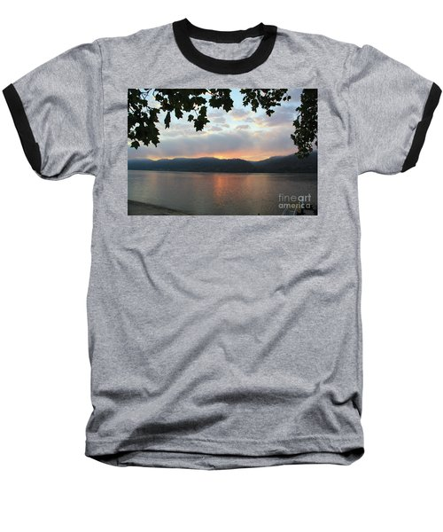 My Birthday Sunrise Baseball T-Shirt