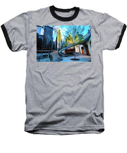 My Blue Chi Baseball T-Shirt