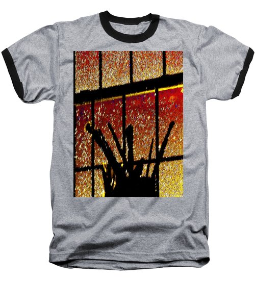 My Brushes With Inspiration Baseball T-Shirt