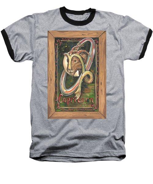 My Capricorn Baseball T-Shirt