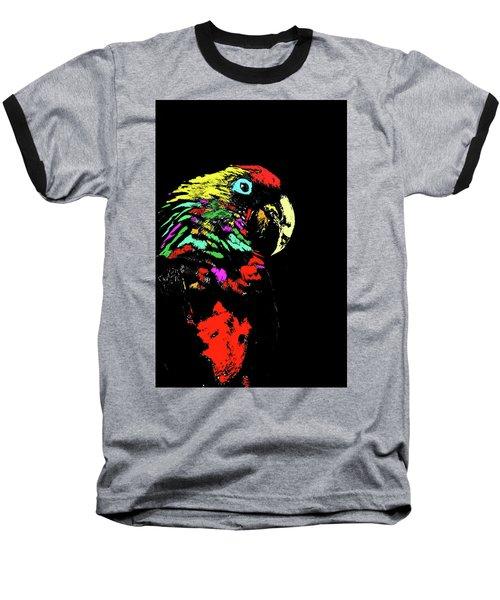 My Colorful Mccaw Baseball T-Shirt