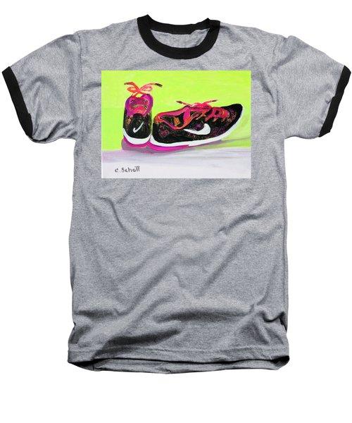 My Comfy Shoes Baseball T-Shirt