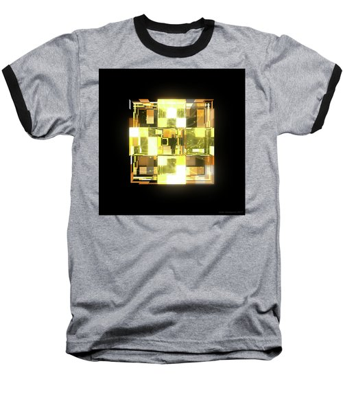 My Cubed Mind - Frame 019 Baseball T-Shirt
