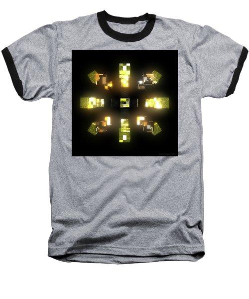 My Cubed Mind - Frame 172 Baseball T-Shirt