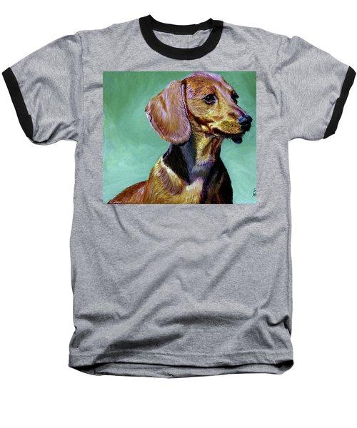 My Daschund Baseball T-Shirt