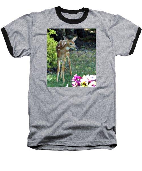 My Deer Friend...... Baseball T-Shirt