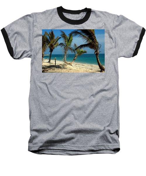 My Favorite Beach Baseball T-Shirt