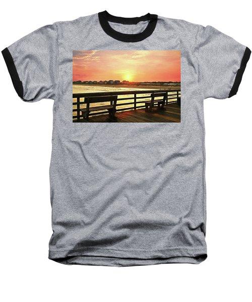 My Favorite Place Baseball T-Shirt by Benanne Stiens