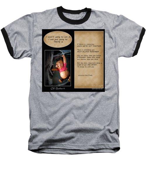 My Friend Pooh Baseball T-Shirt