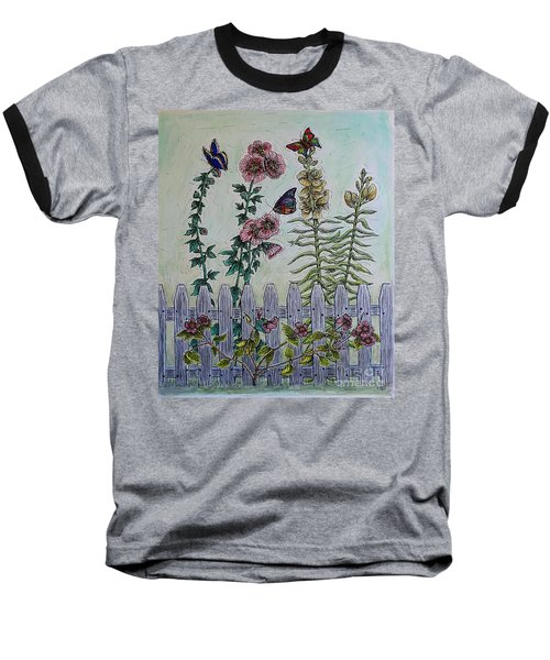 My Garden Baseball T-Shirt by Kim Jones