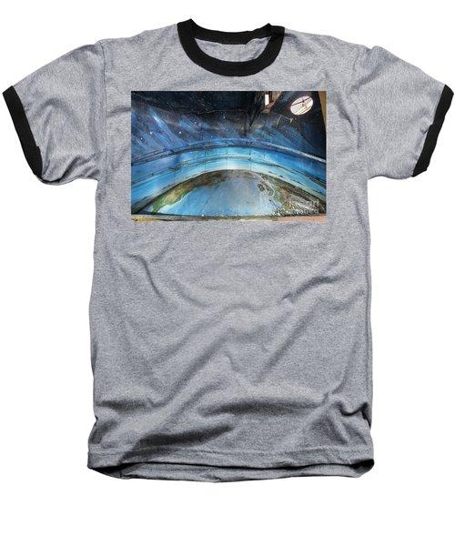 My God Its Full Of Stars Baseball T-Shirt