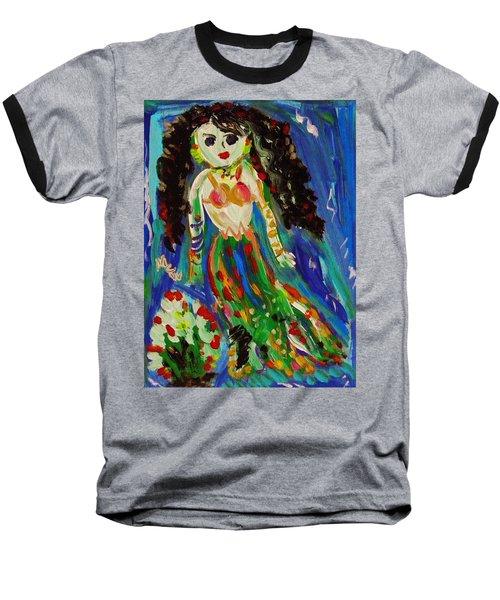 My Gypsy Mermaid Baseball T-Shirt