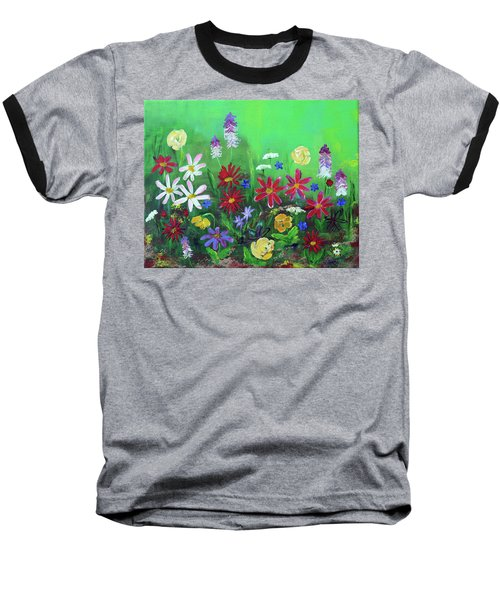 My Happy Garden 2 Baseball T-Shirt