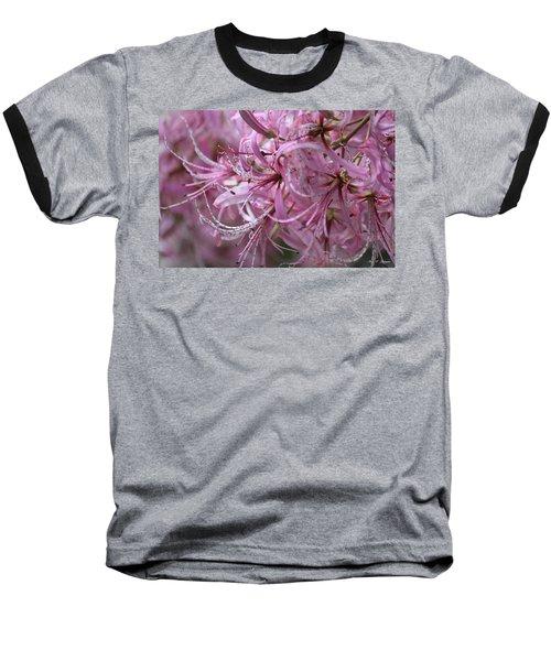 My Heart Is Pink Baseball T-Shirt