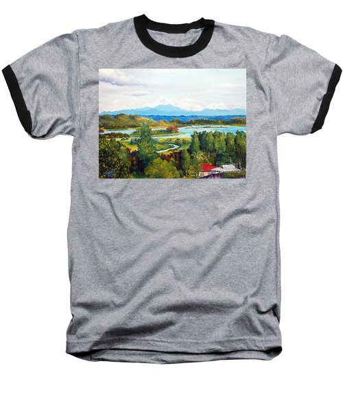 My Homeland Baseball T-Shirt