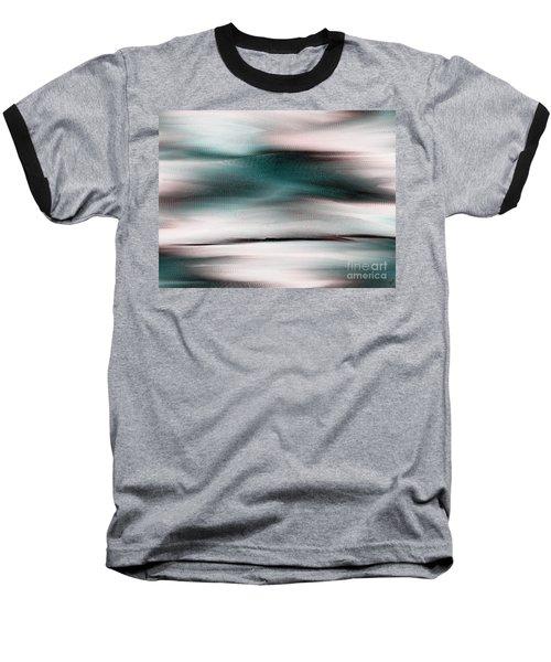 My Knowledge Of Peace Baseball T-Shirt by Yul Olaivar