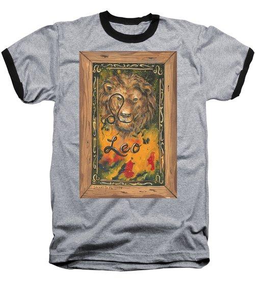 My Leo  Baseball T-Shirt