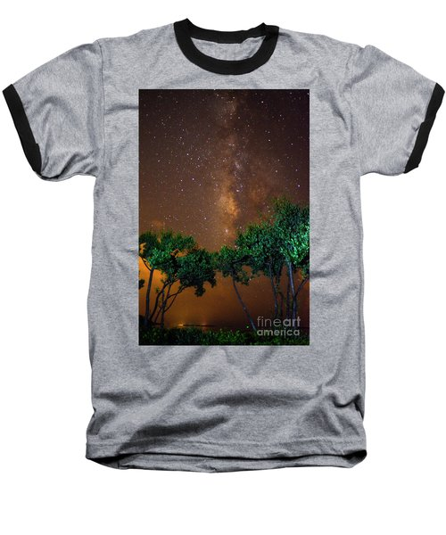 My Milky Way Baseball T-Shirt