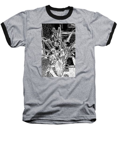 My Orchids Baseball T-Shirt