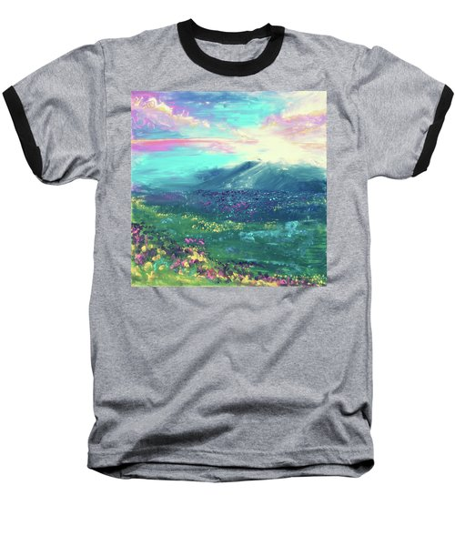 My Own Planet Baseball T-Shirt