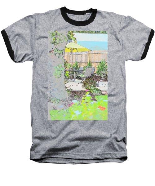 My Patio Baseball T-Shirt
