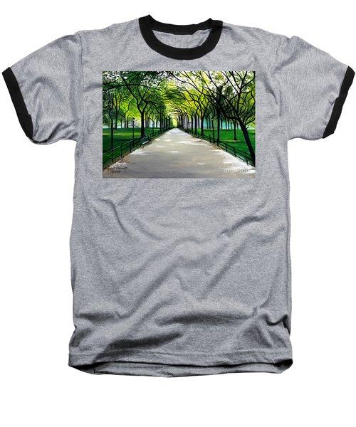 My Poet's Walk Baseball T-Shirt