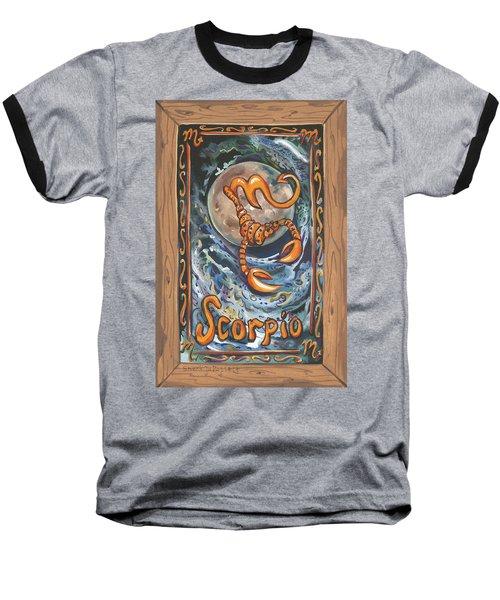 My Scorpio Baseball T-Shirt